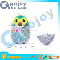 hot sale manufacturer kids magical electronic pet with hatching egg toy smart toy for kids