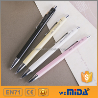 heavy high quality metallic gel ink pen passing RoHs test MD-Z9002