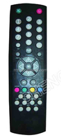TV DVB SAT STB UNIVERSAL VESTEL 2240 remote control for middle east/mexcio market