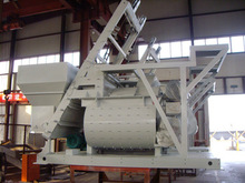 good quality JS500 JS750 JS1000 concrete mixer and small concrete batching plant