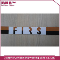 Different sizes elastic belt with thermal tranfer printing for waist band