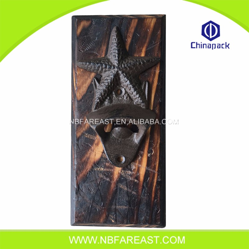 Various Customized High quality wall mounted beer bottle openers