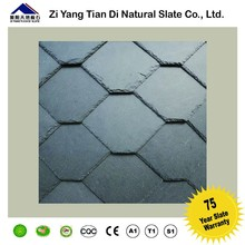 antique silicon roof tiles used for european buildings