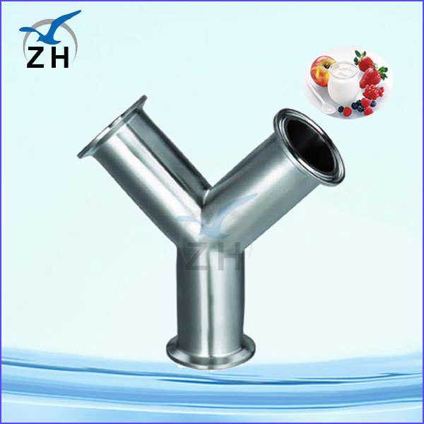 pipe tee 120 degree pipe fitting nps pipe fitting