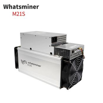 Whatsminer M21S Mining SHA-256 Algorithm Hashrate 56Th/s Power Consumption 3360W