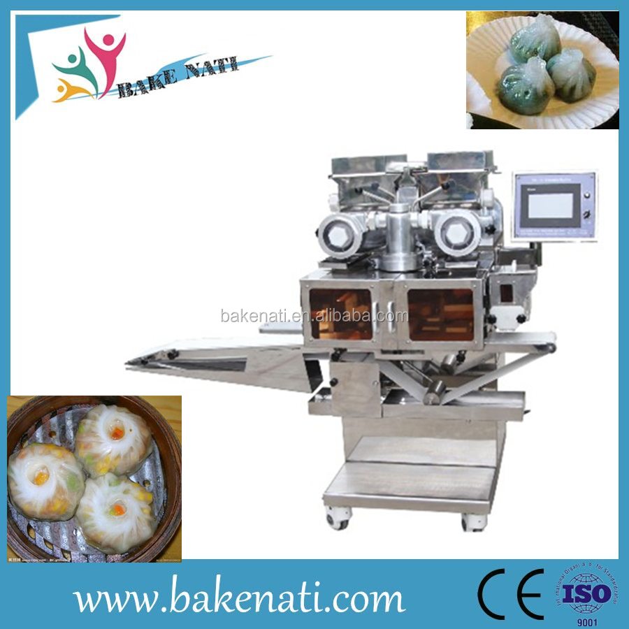 crystal bun making machine
