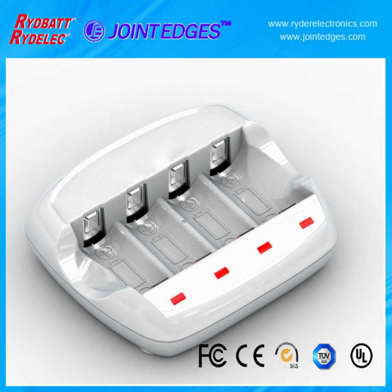 4slot RCR123A Li-ion LED Battery Charger