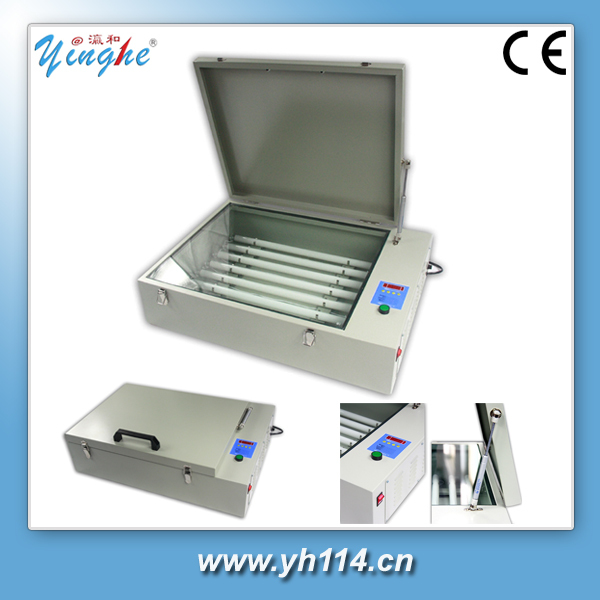 Guangzhou China hot sale big vertical vacuum exposure machine