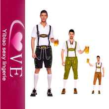 2016 German Trim Theresienwiese Festival Costumes Oktoberfest Wiesen Beer Man Costume