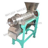 Screw Fruit and Vegetable Squeezing / Pressing Machine