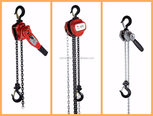 Credit Checked Ratchet Electric Chain Type Lifting Hoists on Sale