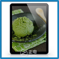 New tablet design A1 Size wall mounted led illuminated mirror sensor light box with free accessories