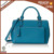 Wholesale Women Green Leather Handbag High Quality Leather Crossbody Bag with Front Pocket