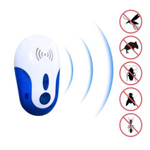Electroic Rat Mouse Repellent Anti Repeller Killer Rodent Pest Bug Mosquito Repellent
