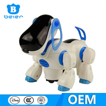 Best toy for kid, OEM electric toy dog, educational robot toy dog