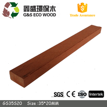 New construction Solid wpc keel /wpc joist for decking