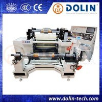High Quality bopp aluminum foil slitting machine