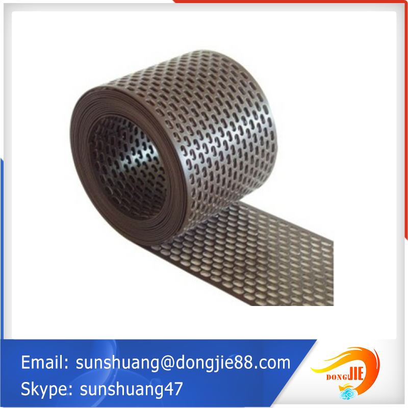 gutter leaf guards perforated metal mesh