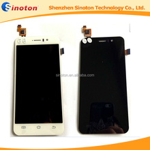 Original G6 LCD Touch Screen Assemble For JIAYU G6 lcd Touch assembly with frame