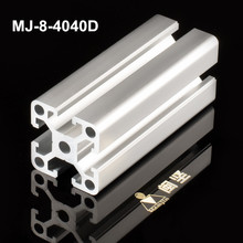 Industry Extruder Aluminum profile Customized Length Aluminium Extrusion Profile With Anodied Surface Treatment
