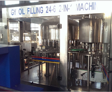 Automatic engine oil filling machine/oil filler/doubel heads oil filling machine