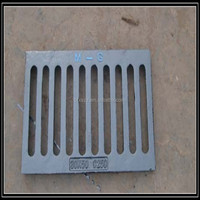 Quality Products Parking Lot Grate, Sewer Grate, Round Cast Iron Grate