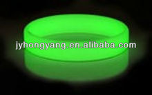 silicone bands bracelets glow in night
