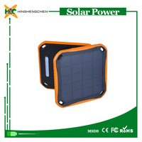 High Quality Sun Power Solar Panel Source Charger Battery Pack Backup Charger