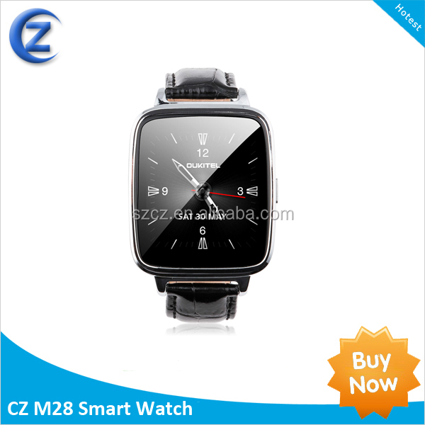 2013 Aliexpress smart watch and phone