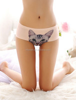 New arrival popular selling cat panty hot new sex underwear