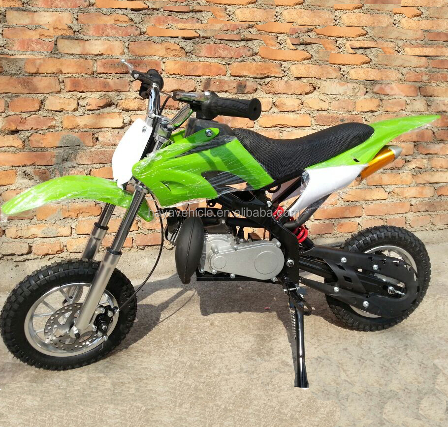 Kids Gas Motorcycle 49cc Dirt Bike for Sale Cheap