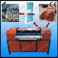 New condition recycling machine aluminum recycling