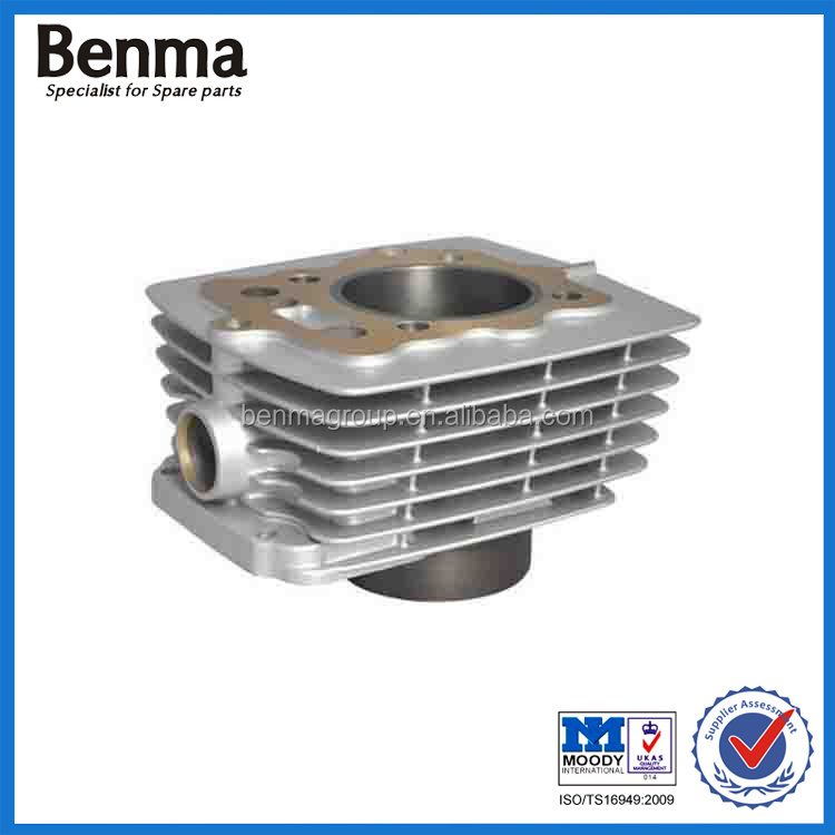Motorcycle Engine Parts Aluminum Die Casting Engine Cylinder Block 4 Stroke