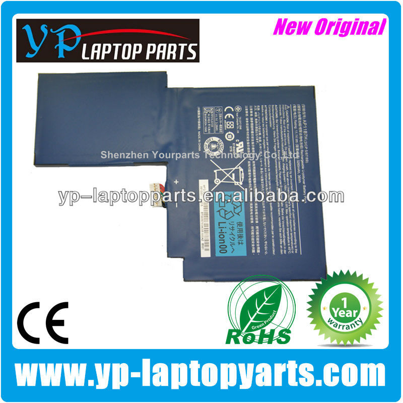 Retail replacement li-ion battery AP11B7H for Acer Iconia W500 W500P Tablet PC