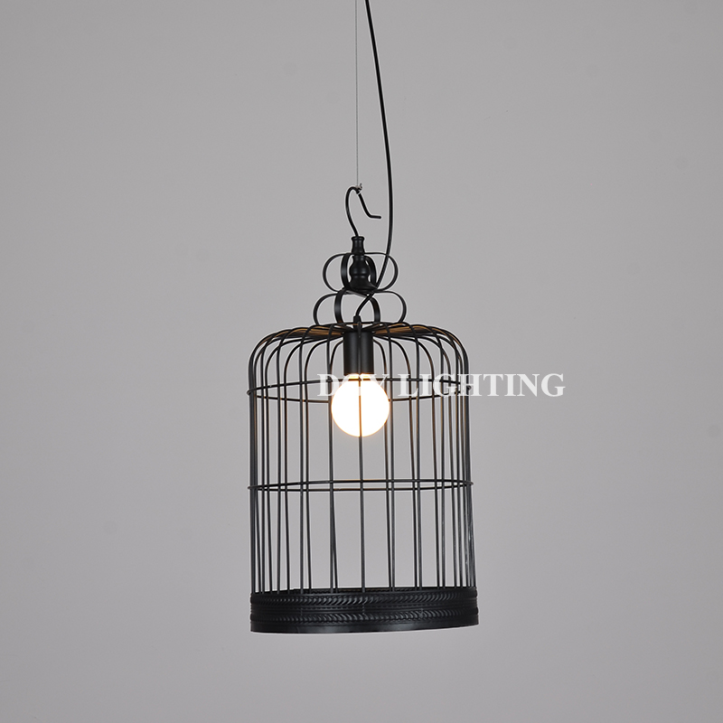 American vintage Style Iron Dining Room LoftwitE27 Edison Bulb Industrial retro vintage concrete lamp
