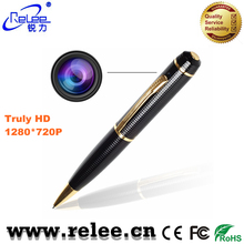 Good price hotselling ballpoint pen camera video recorder HD 720P