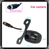 170 degree high definition mini car camera waterproof rearview camera back up reverse camera
