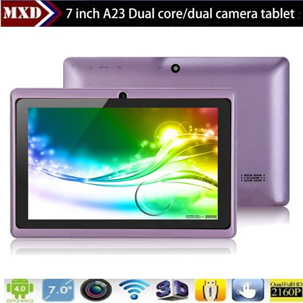 wifi MID custom game 7 inch android 4.4 super smart tablet pc 30$