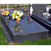 Xiamen Supplier Cheap Polished Grey Tombstones