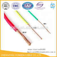 Competitive Price Electrical Wire Cable 2.5mm 3mm 3.5mm 10mm PVC Jacket low smoke halogen free cable (lsoh)
