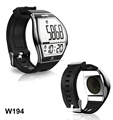 E-ink dispaly bluetooth fitness tracker W194