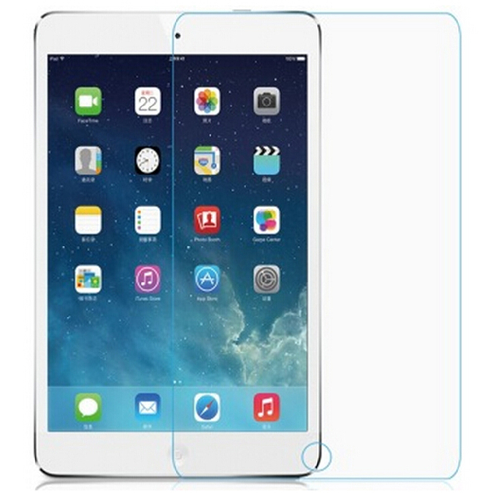 Best price 2.5D 9H 7 inch tablet laptop tempered glass screen protector for ipad mini 2 3 4 5 6 air