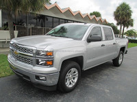 B/NEW PICKUP - CHEVROLET SILVERADO LT - FLOOD (LHD 819426)