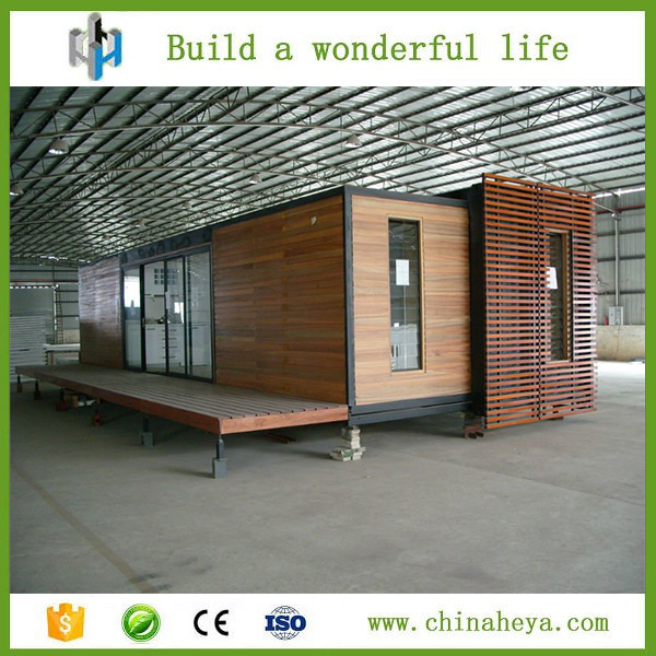 Panelized wall systems pre fab steel container house buildings