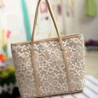 Embroider Women's Ladies Lady Shoulder Handbag Hand Bag Tote Bag Handbags