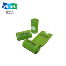 wholesale biodegradable pet poop bag for dog and cat