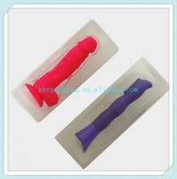 New design blister packaging for adult sex toy plastic penis massager