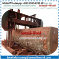 wide sawmill for large logs