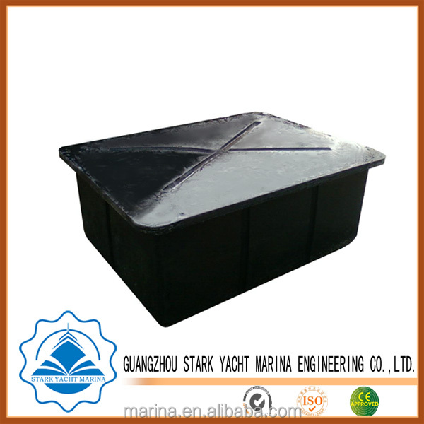 rotomolded plastic dock pontoon supplier in Guangzhou , China