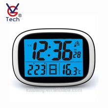 Radio Controlled Clock For JJY, Back Light Function, Good Quality And Best Price